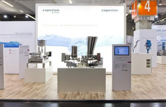 Powtech Coperion 2017
